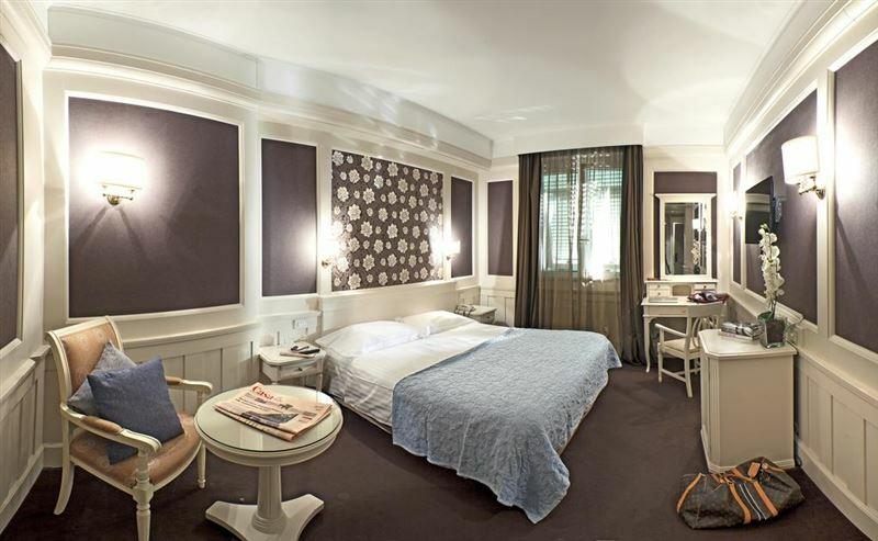Europa Hotel Design Spa 1877 Италия Рапалло