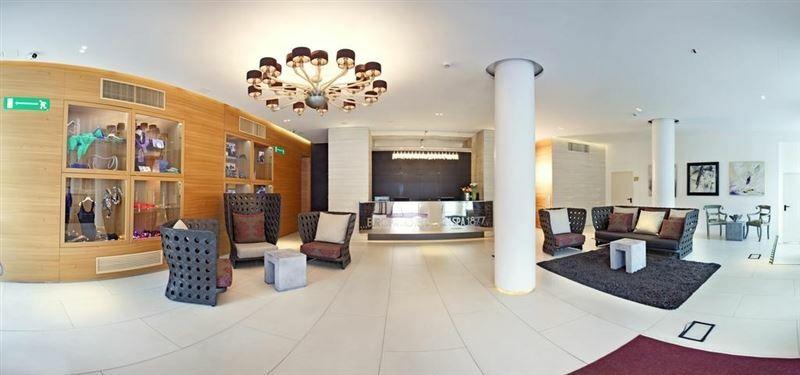 Отель Europa Hotel Design Spa 1877 Италия Рапалло