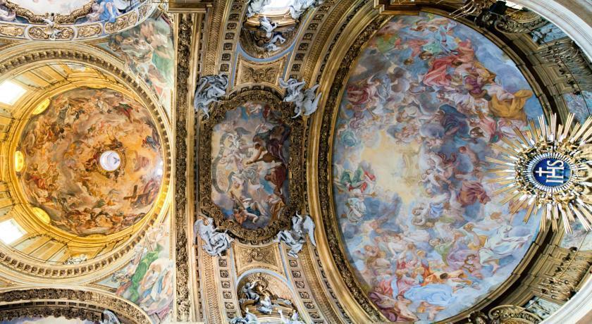 Cairoli Италия Рим