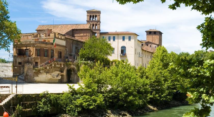 Отель Cairoli Рим