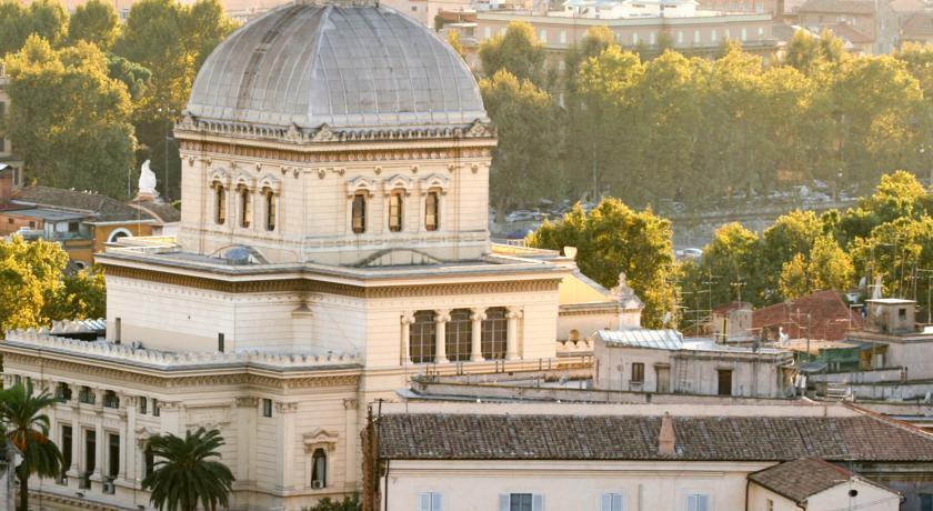 Отель Cairoli Италия Рим