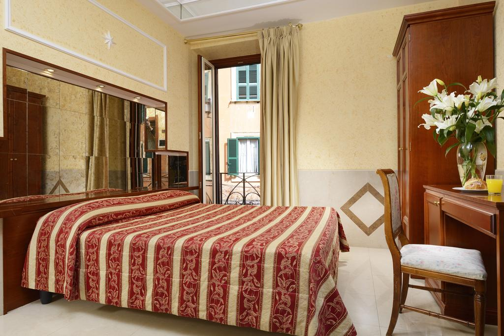 Отель Bolivar Италия Рим