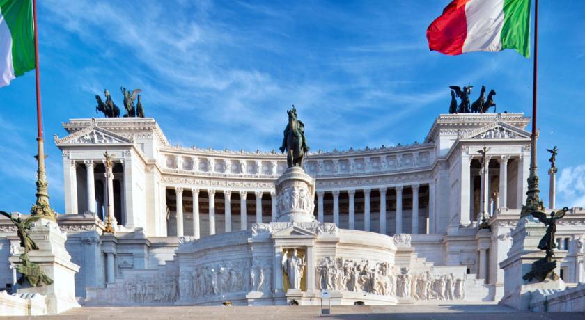 Bolivar Италия Рим