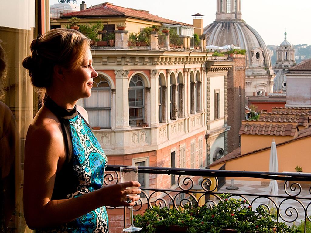 Отель Bolivar Рим