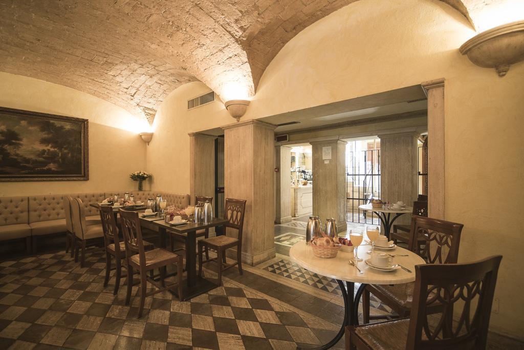 Отель Donatello Рим