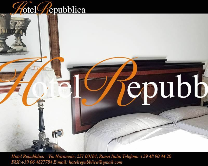Фото Repubblica Рим