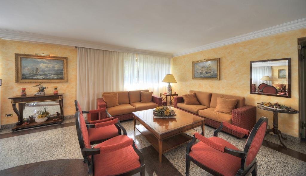 Отель Aurora Garden Рим