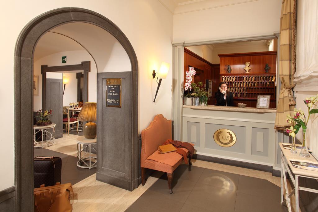 Отель Villa Glori Рим