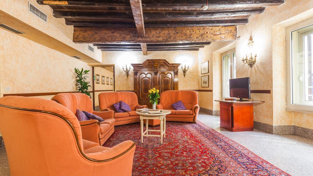 Отель Madison Rome Рим