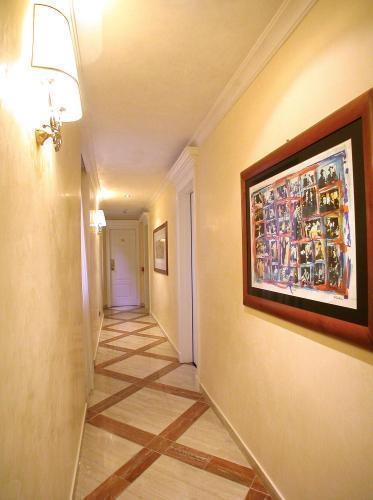 Отель Valle Италия Рим