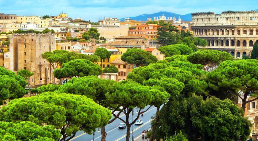 Valle Италия Рим