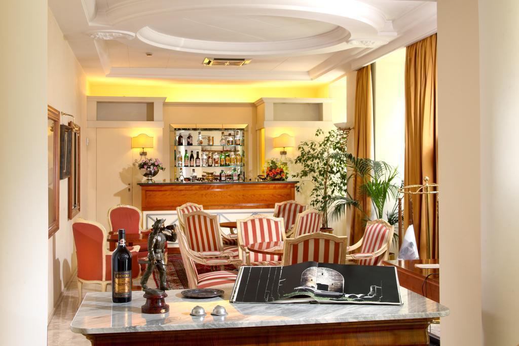 Отель Delle Vittorie Рим