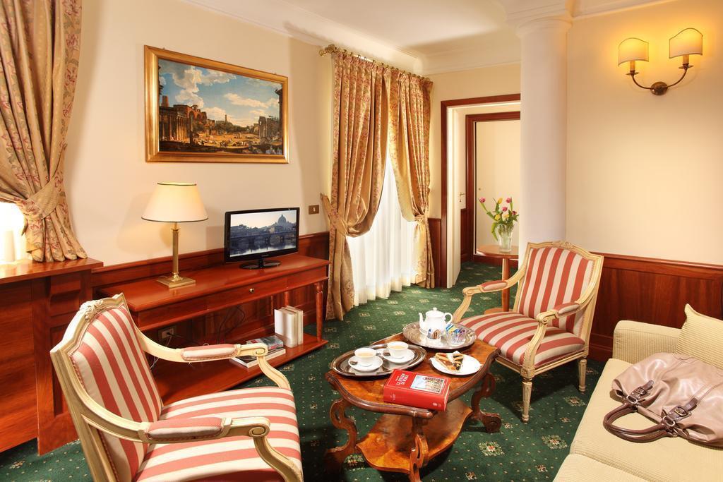 Отель Delle Vittorie Италия Рим