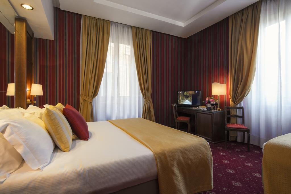 Отель Atlante Garden Италия Рим