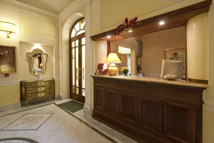 Отель Astoria Garden Рим