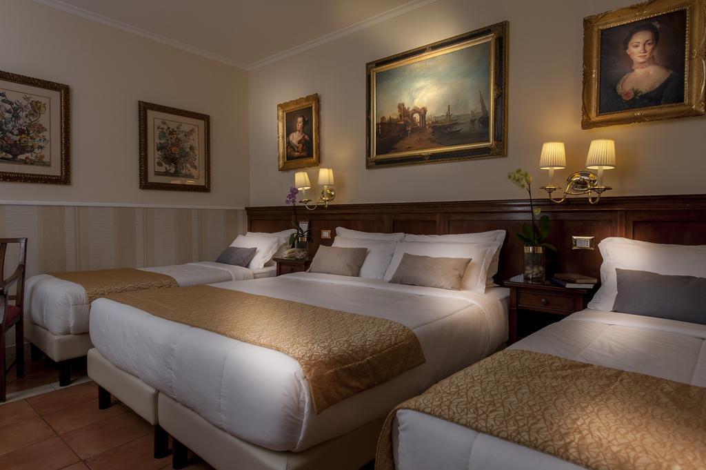 Отель Des Artistes Рим
