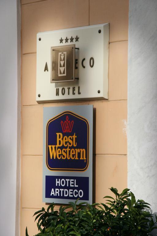 Фото Best Western Artdeco Рим