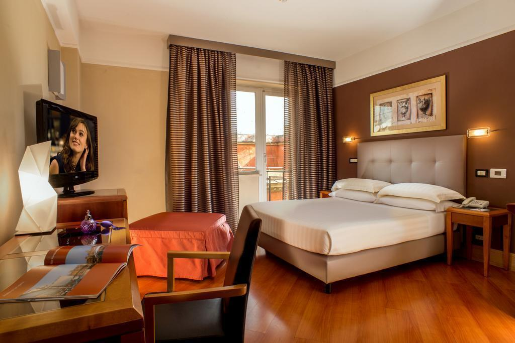 Отель Best Western Hotel Spring House Италия Рим