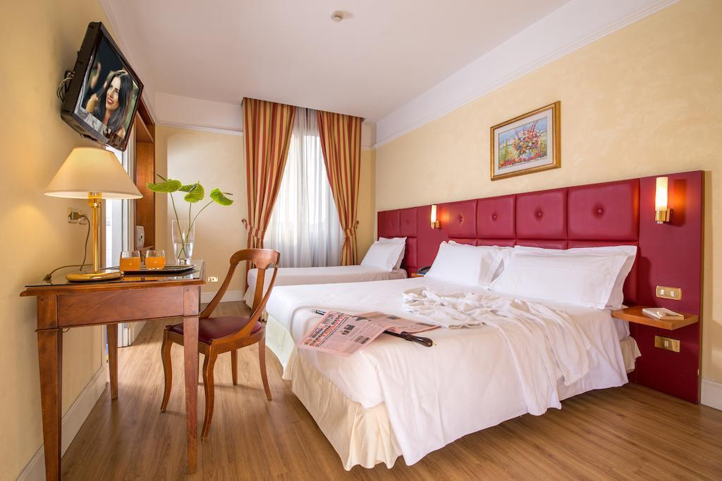Отель Best Western Hotel Astrid Рим