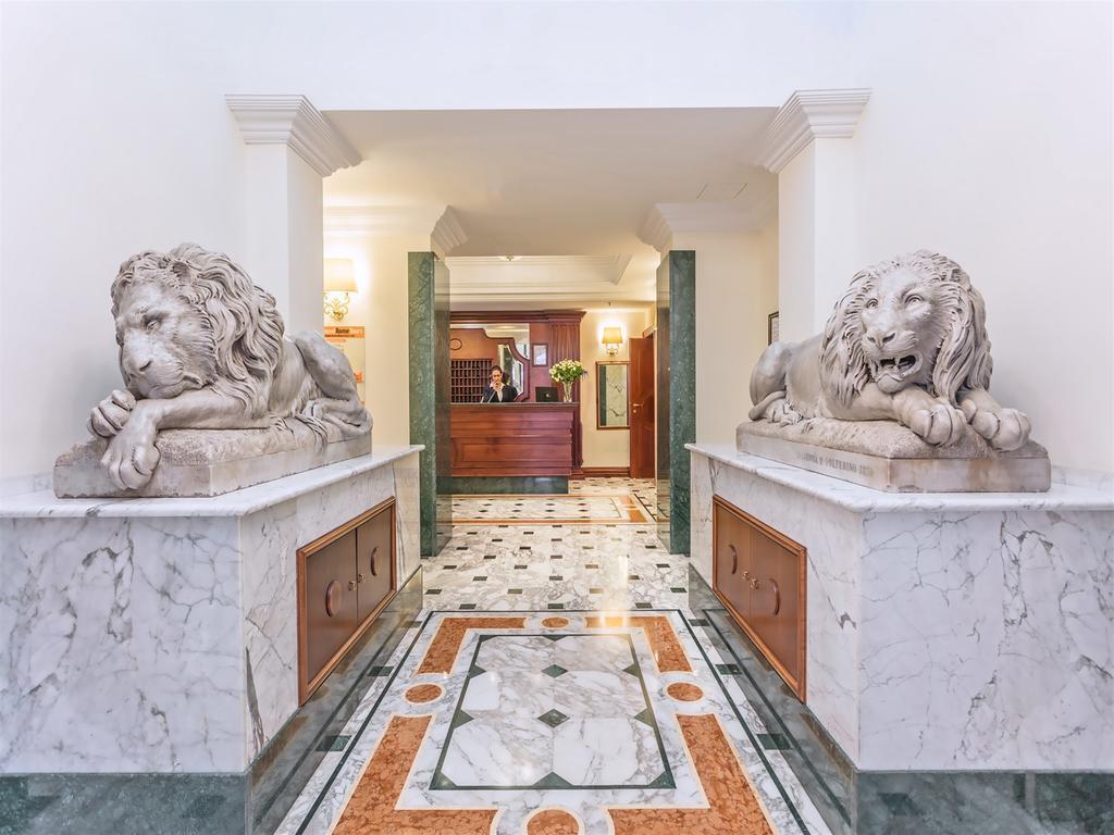 Отель Regio Италия Рим