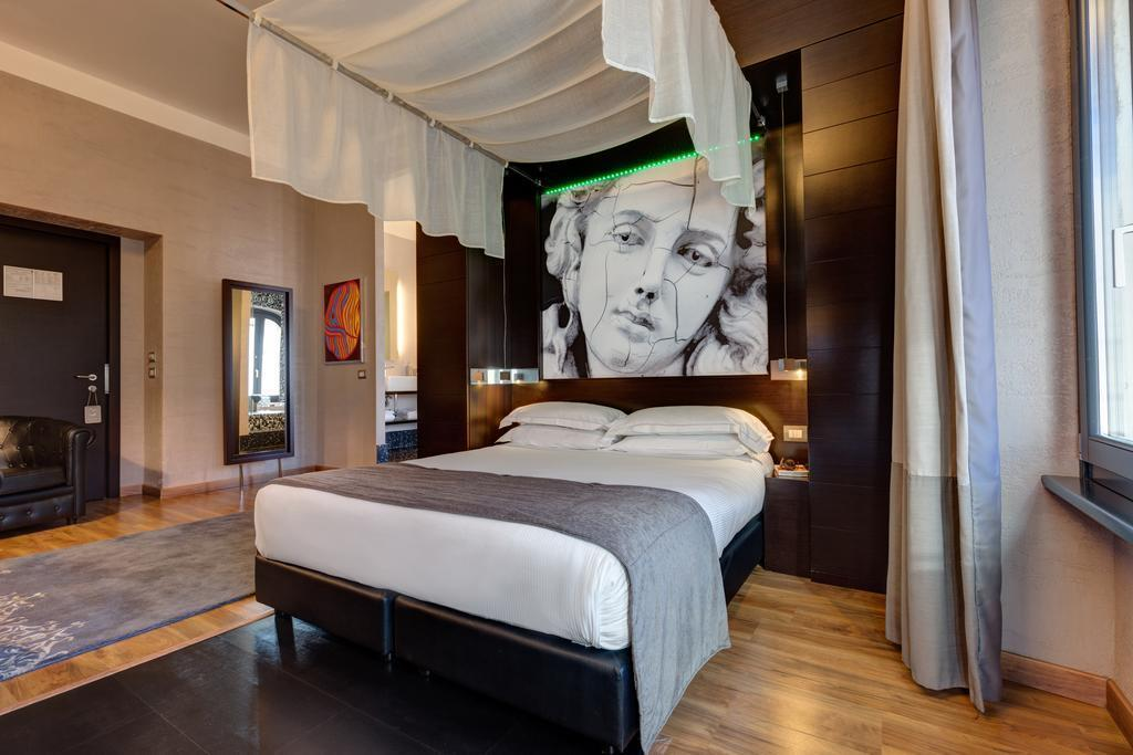 Отель Dharma Италия Рим