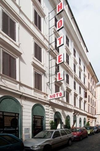Отель Noto Рим