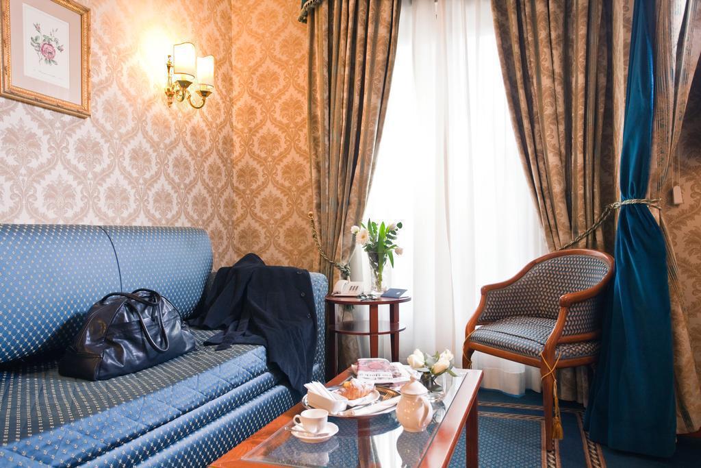 Отель Barberini Италия Рим