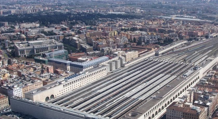 Отель Diocleziano Рим