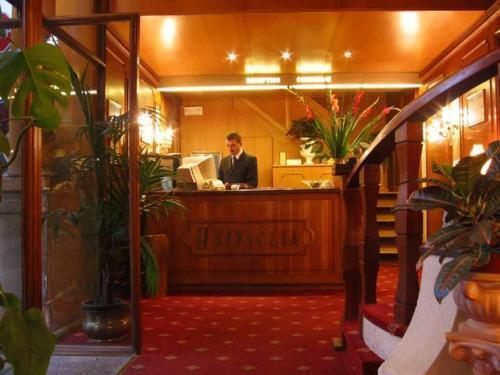 Отель Siviglia Италия Рим