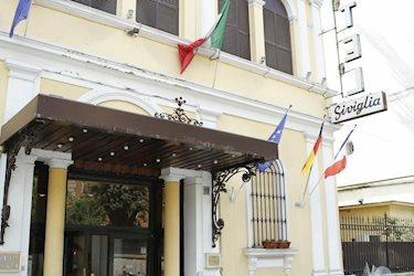 Siviglia 3*, Італія, Рим