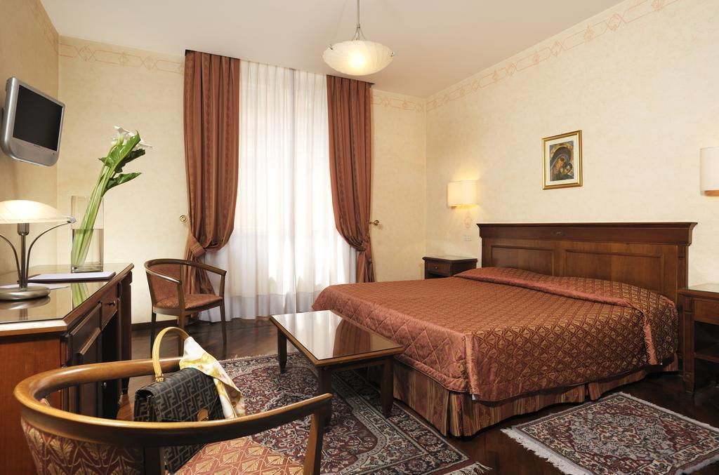 Отель Viminale Италия Рим