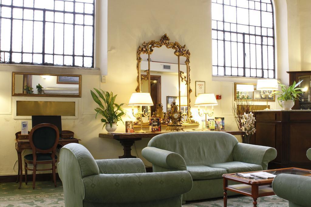 Отель Viminale Рим