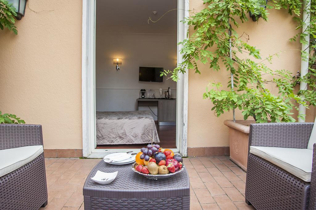 Отель Delle Province Италия Рим
