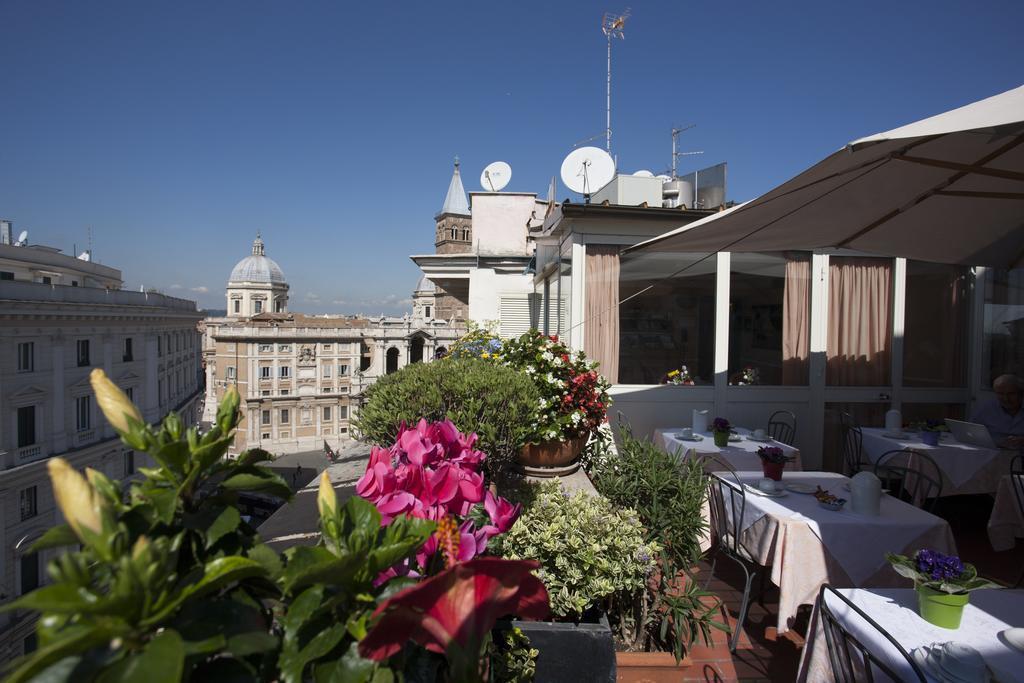 Отель Doria Рим