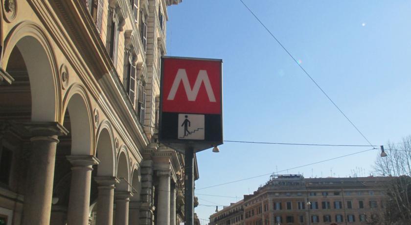 Отель Doria Италия Рим
