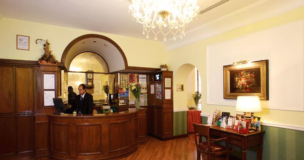 Отель Giglio Dell'Opera Рим