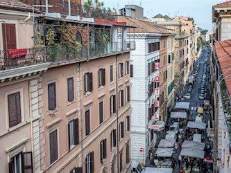 Floridia 3*, Италия, Рим