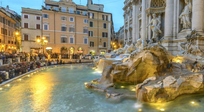 Отель De Petris Италия Рим