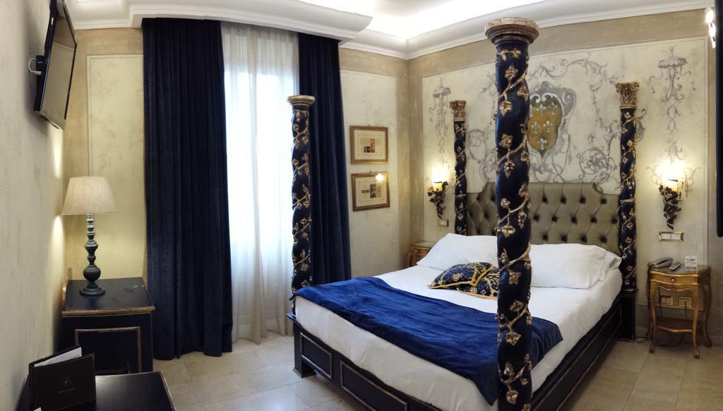 Отель Veneto Palace Италия Рим