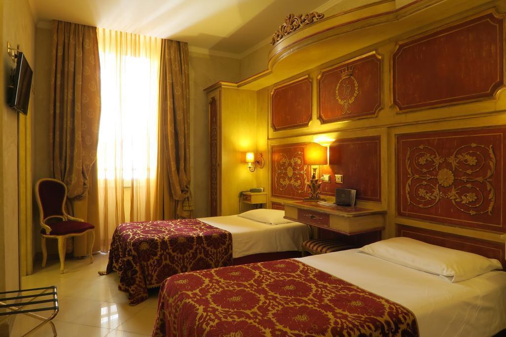 Отель Veneto Palace Рим