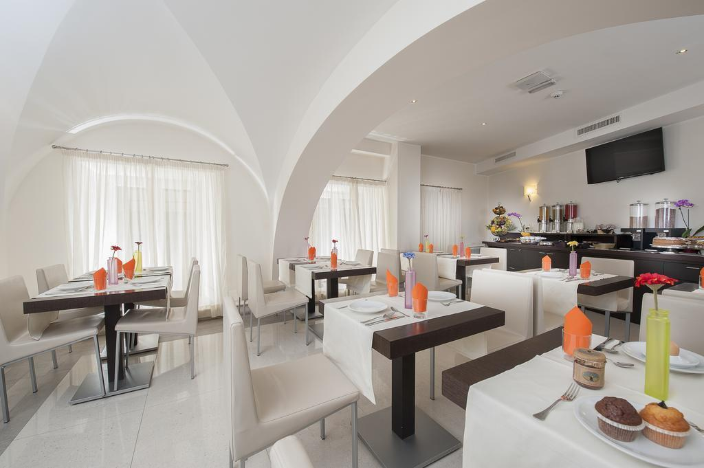 Отель Demetra Рим