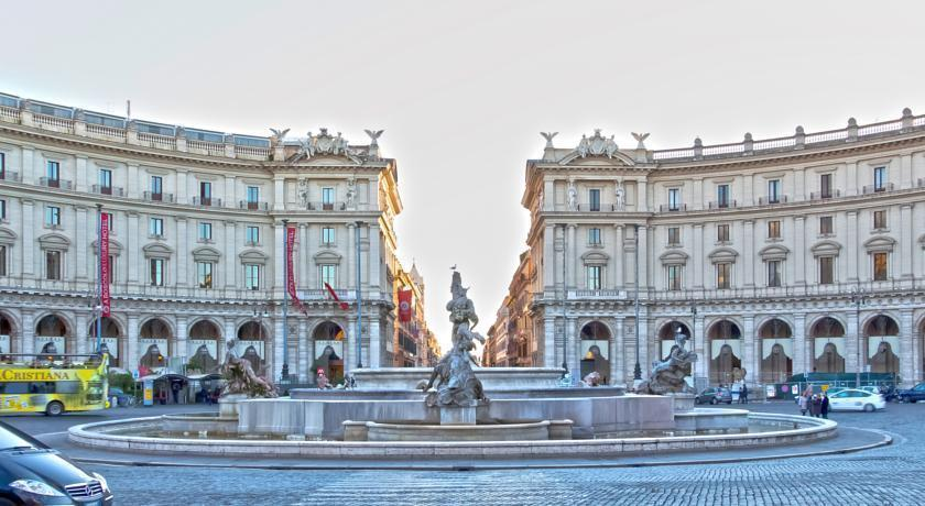 Demetra Италия Рим
