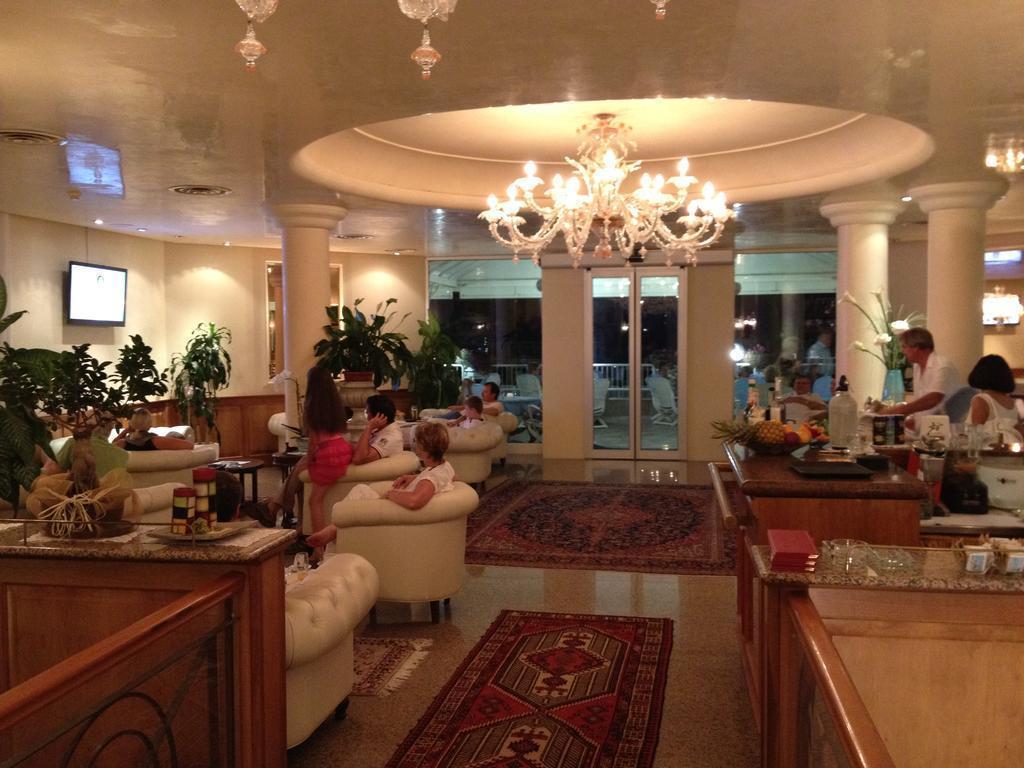 Фото Grand Hotel La Playa Ривьера ди Улиссе