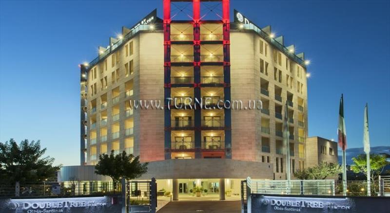 Фото Doubletree by Hilton Hotel Olbia Италия Сардиния