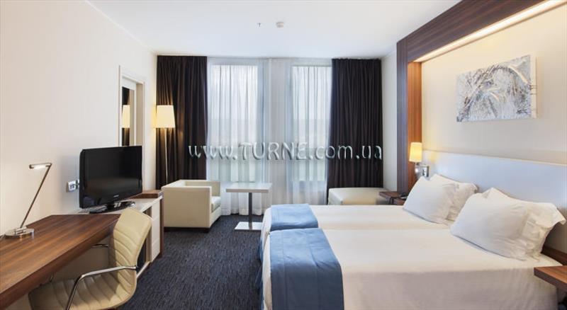 Отель Doubletree by Hilton Hotel Olbia Сардиния