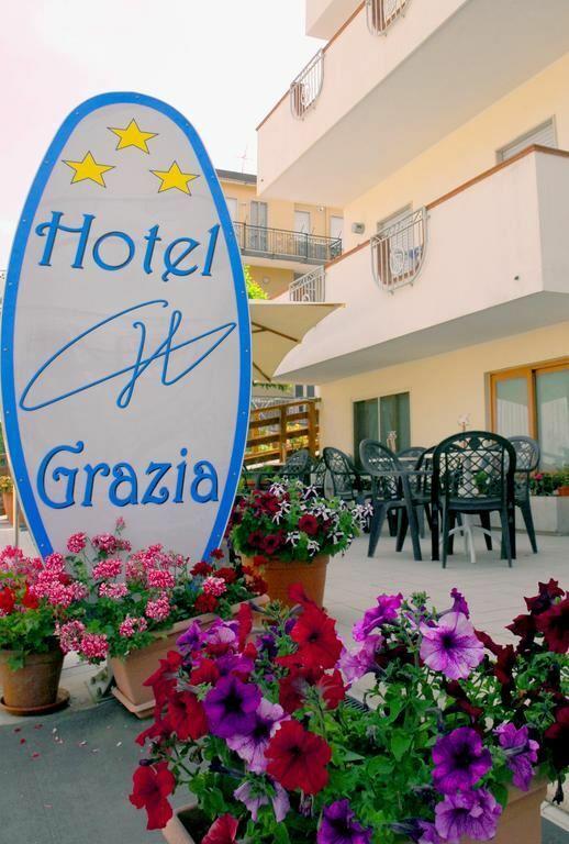 Отель Grazia Hotel Сперлонга