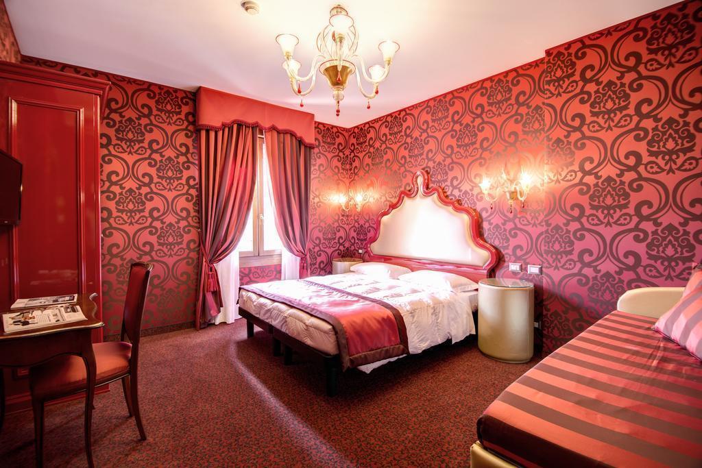 Отель Domus Cavanis Венеция