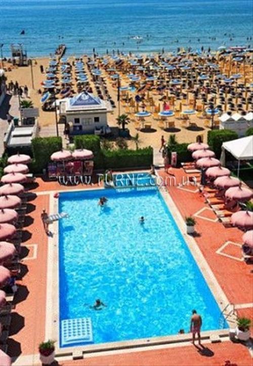 Отель Delle Rose Венеция