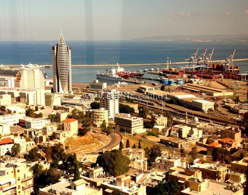 Theodor Haifa Израиль Хайфа