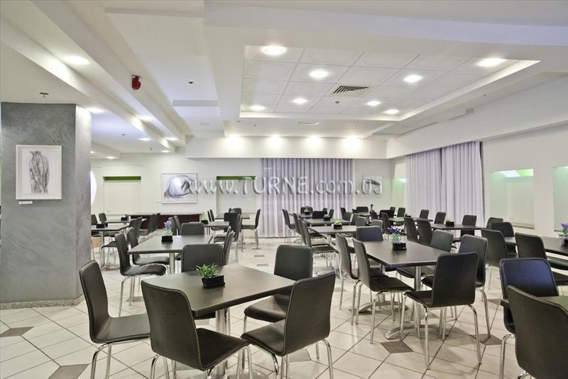 Отель Theodor Haifa Израиль Хайфа